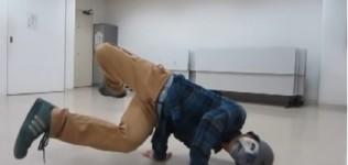 【ブレイクダンス】チェアー -技のやり方・コツ・練習方法の動画講座-