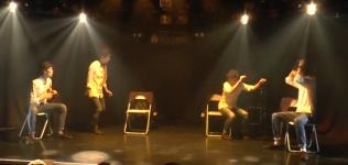 【イス×ダンス】SAGGA FLIKKAの独特の世界観がカッコイイ!!