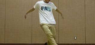 【ブレイクダンス】トップロック(ツーステップ) -やり方・コツ・練習方法の動画講座-