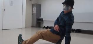 【ブレイクダンス】フットワーク[五歩] -やり方・コツ・練習方法の動画講座-