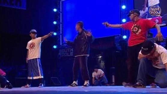 【暴力反対!ダンスで勝負だ!】世界一をおさめたALL AREA、そのパフォーマンスが素敵♪