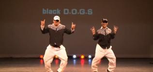 【ZERO CONTEST優勝!】blackD.O.G.Sのポップダンスが他を圧倒する。これが世界!