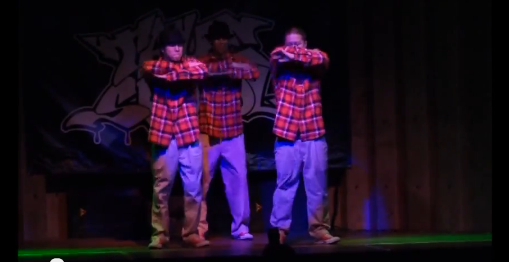 【疾走感×ポッピン!】実力派PoppingチームBoogSteezの爽やかなダンスが素敵♪