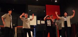 【豪華なソロパフォーマンス♪】O.G.Sのメンバーによる、超ハイレベルなPOPPIN'♪