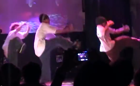 """【クセが無いのにドHIPHOP♪】重いけど見やすい!""""K-SK""""達のダンスがカッけぇ!"""
