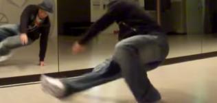 【ブレイクダンス】フットワーク[三歩] -やり方・コツ・練習方法の動画講座-