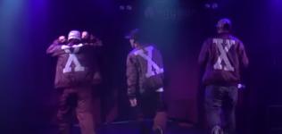 【ドープ感たっぷり♪】まさにヒップホップ!XXX-LARGEのイカすダンスステージがこれ♪