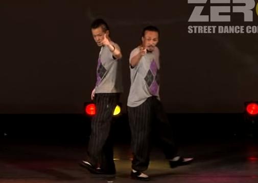 《審査員全員満点!!》最高傑作と称されるZETAのpoppinダンスに拍手大喝采!!