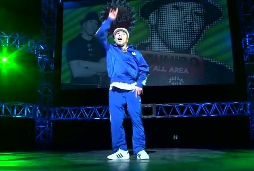 《ALL AREA×O.G.S》KAZUHIROの爽快感溢れるステップがカッコいい!!