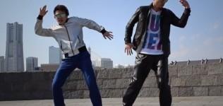 【さすが年間チャンピオン!】No:Zの二人によるアニメーションダンスのレベルが異常すぎる