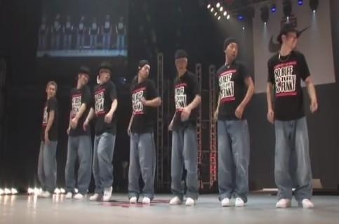 【なんと豪華なメンツ!】Hiltyや3DCREW,Co-thkooが一緒に踊るとこうなった!!